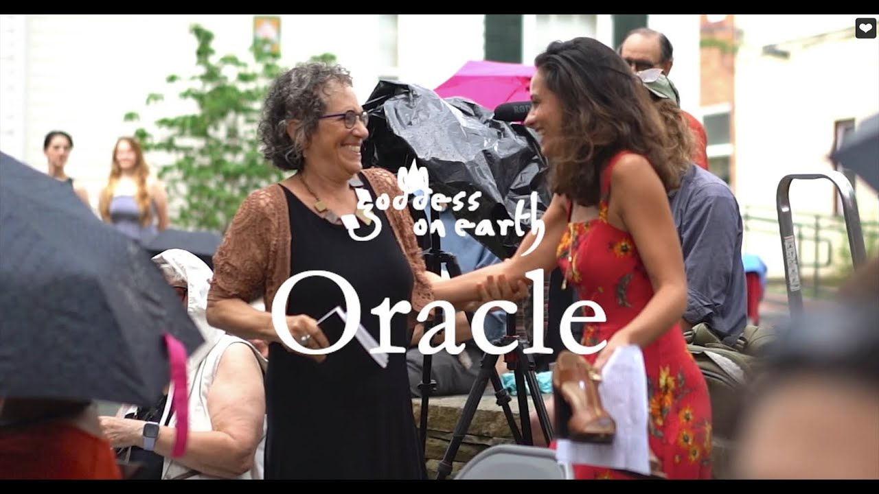 Isabelle McCalla at the ORACLE Launch