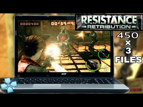 Resistance Retribution PPSSPP Highly Compressed Pc And Android || Pubg  Mobile lite Server Problem Li