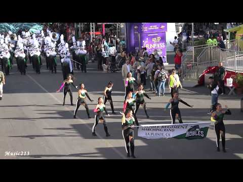 Nogales HS - Soul Finger - 2018 LACF Marching Band Competition