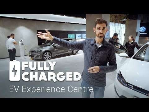 The Electric Vehicle Experience Centre | Fully Charged