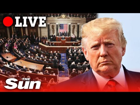 Donald Trump: US House Of Representatives Vote On Whether To Impeach The President | LIVE