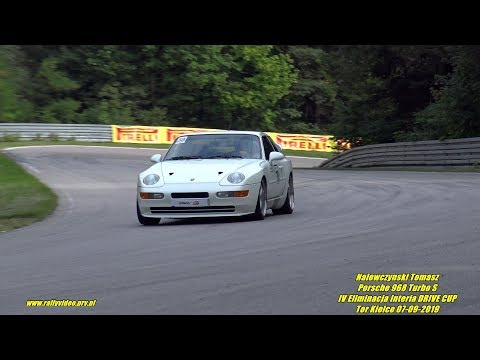 Nalewczynski Tomasz  - Porsche  968 Turbo S - IV Eliminacja Interia DRIVE CUP Tor Kielce 07-09-2019