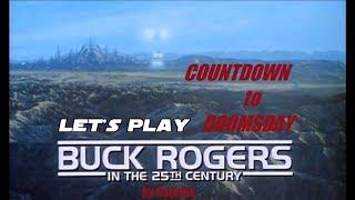 Let's play Buck Rogers - Countdown to Doomsday | #10 | Deutsch