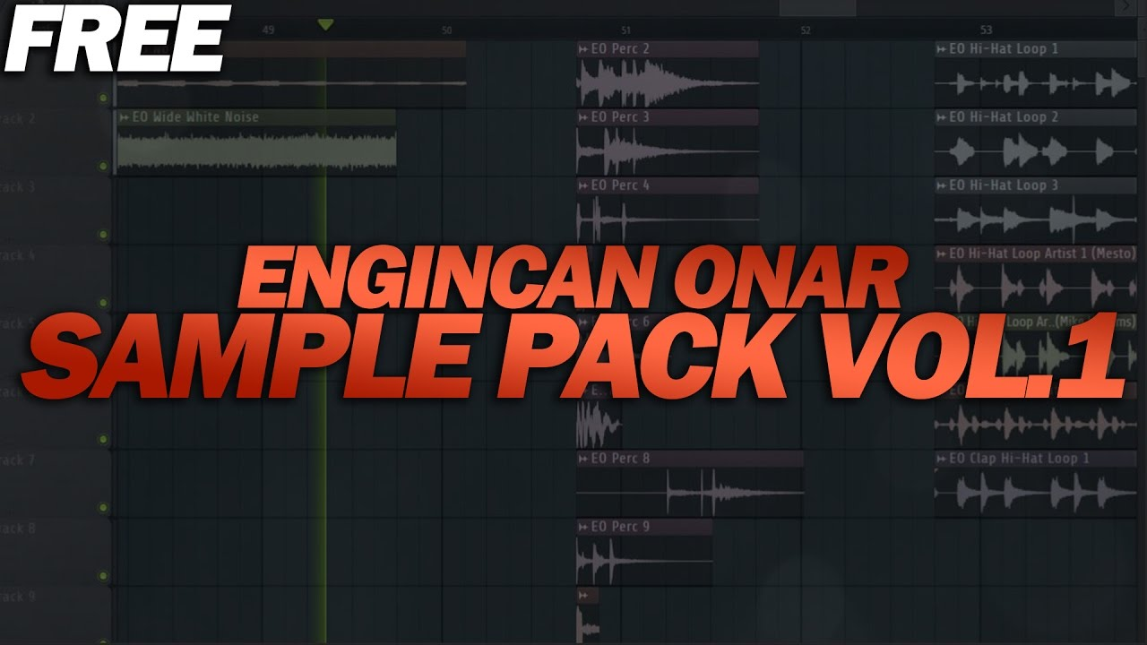 Engincan Onar Sample Pack Vol 1 [FREE DOWNLOAD]