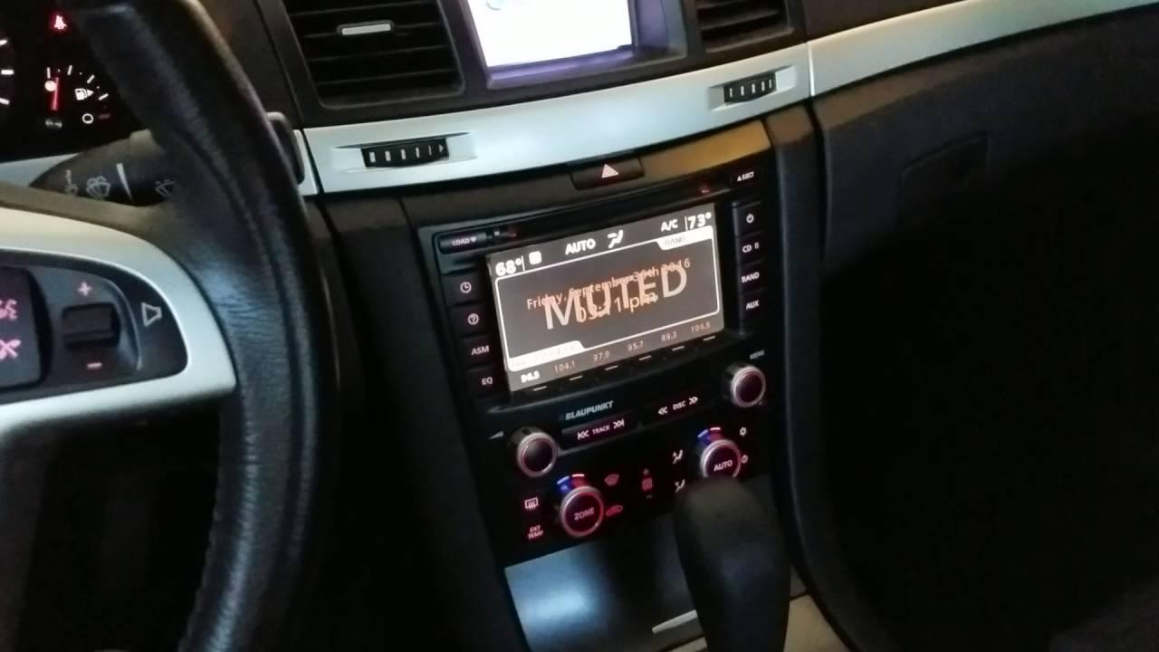 2008 Pontiac G8 Gt Interior Youtube