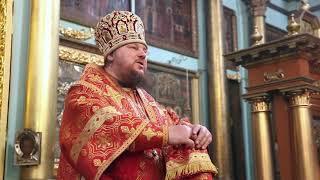 Слово митрополита Ферапонта в понедельник Светлой седмицы