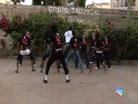 Michael Jackson Moçambicano - Thriller