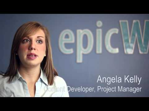 Quality Control & Project Management | Epic Web, Pennsylvania | Angela Kelly