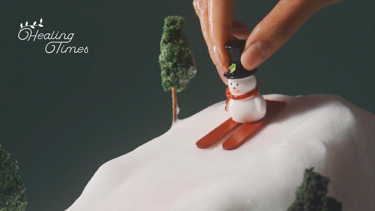 여러분들이 말한대로 부숴봤어요! (feat. 크리스마스🎄) [힐링타임즈] Ep.12 | [ASMR] Oddly Satisfying Cosmetic Destruction