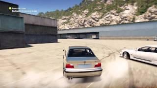 Forza Horizon 2: Tandem Drifting (Docks) #4 - Spitsy & NORKETT7