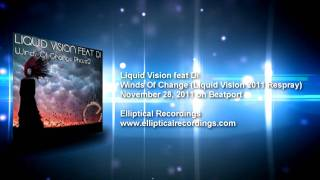 Liquid Vision feat Di - Winds of Change