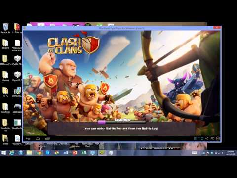 How to Download + Install Clash of Clans on PC FREE 2017 (Windows 7/8)