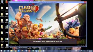 How to Download + Install Clash of Clans on PC 2015 FREE (WINDOWS 7 + 8)(Thanks for watching! Rate, Subscribe! Thank you! LINK: bluestacks.com., 2014-04-24T00:22:54.000Z)