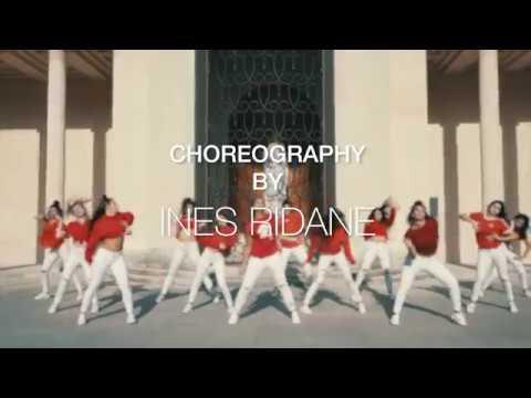 SEAN PAUL - LIKE GLUE | Choreography by Inès Ridane
