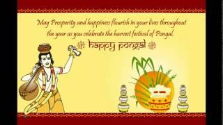 Advance Happy Pongal And Makar Sankranti 2016