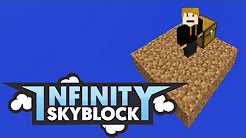 FTB Infinity Skyblock | Expert Mode Survival Map