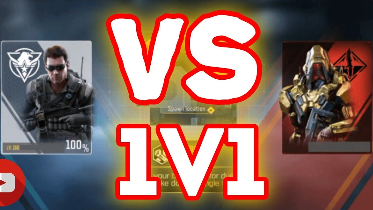 Call of duty mobile 1v1 : TARKIBA  VS SWAGG