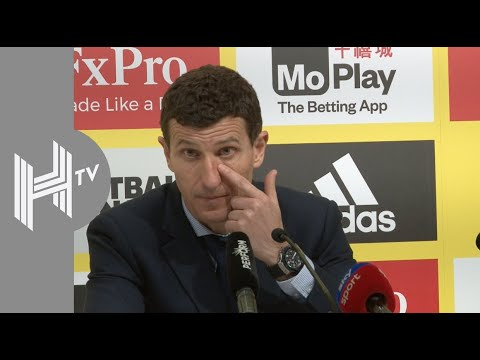 Javi Gracia: Troy Deeney did not deserve red card!