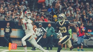 Tampa Bay Buccaneers 2018 Touchdowns