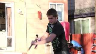 Improvised Zombie Weapon: Ice Axe