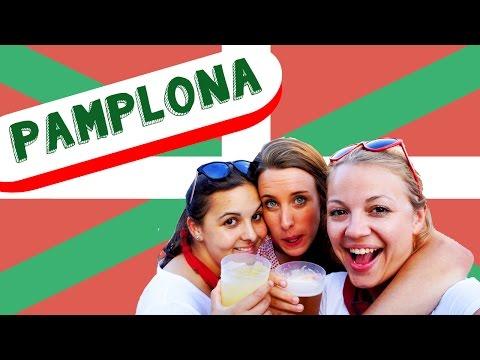 PAMPELUNE - CITY GUIDE : survivre aux fêtes de San Fermin !