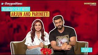 Arjun & Parineeti, Just More Than Friends? Part 1