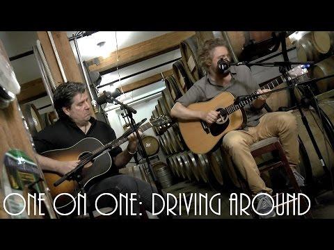 ONE ON ONE: James Maddock & David Immerglück - Driving Around 5/28/15 City Winery New York