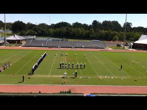 Southeast Lauderdale High School Marching Band 2011