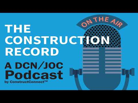 The Construction Record Podcast: Episode 73 – A Look Back At 2019