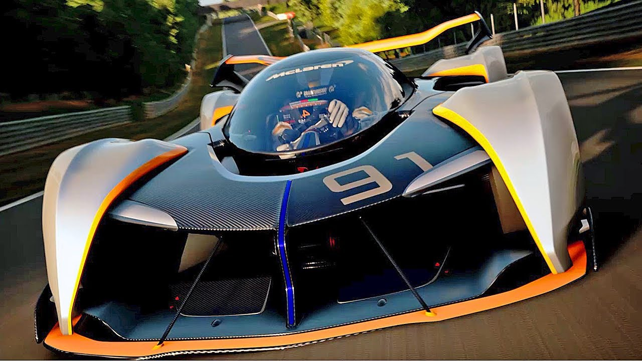 mclaren ultimate vision gt for ps4 gran turismo sport youtube. Black Bedroom Furniture Sets. Home Design Ideas