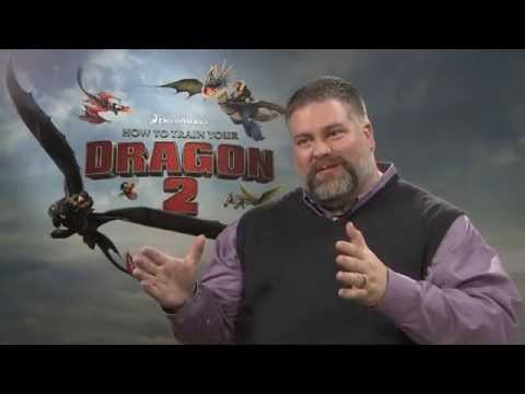 Dean Deblois on 'How to Train Your Dragon 2' as the second act of a trilogy Mp3