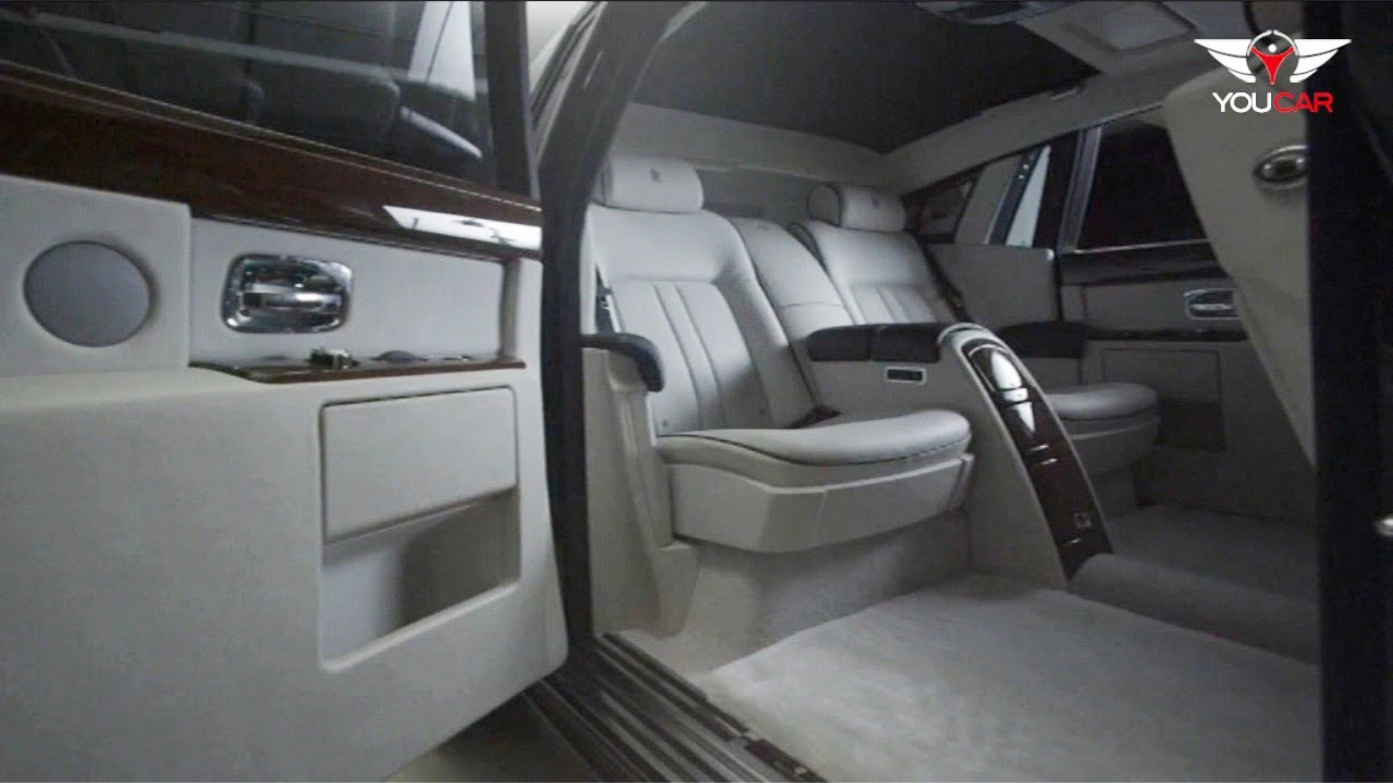 2013 rolls royce phantom series ii interior youtube. Black Bedroom Furniture Sets. Home Design Ideas