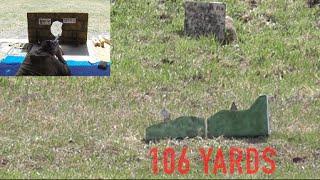 Urban Sniper Simulation Head Shots Only - 22 LR Marksmen Challenge March 2015