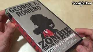 Dawn of the Dead | Zombie VHS | GAGA Communication [JP]