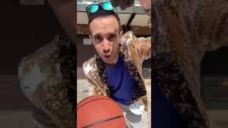 Basketball Soda Challenge #Shorts