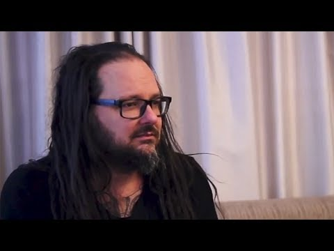 "Korn Singer Jonathan Davis On Loss Of Wife: ""I Want My Voice To Be Heard"" Deven Davis 