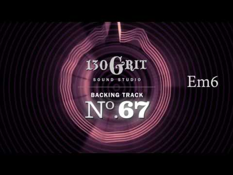 Jazz/Fusion in E minor Backing Track No.67