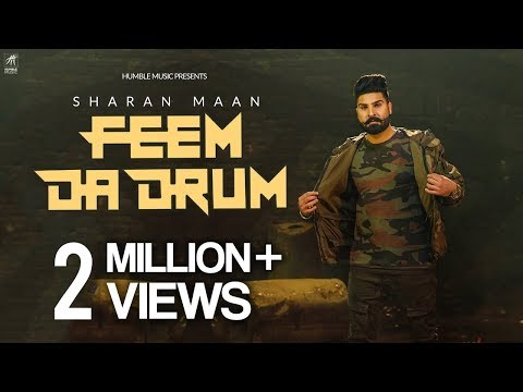 Feem Da Drum | Sharan Maan | Jay K | Jaggi Singh | Official Music Video | Humble Music