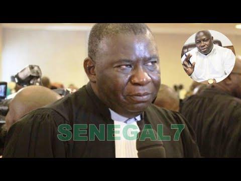 "Me Assane Dioma Ndiaye: ""Pourquoi j'ai refusé de défendre Seydina Fall Bougazelli"""