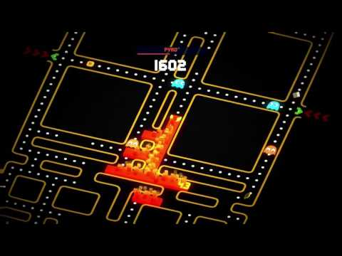 (PS4 1080p) Pac-Man 256 - 45K High Score 7/23/16