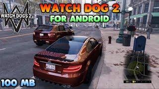AKHIRNYA RILIS JUGA!! WATCH DOG 2 FOR ANDROID v1.1   HD GRAPHICS [BETA]