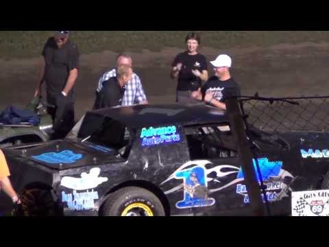 Thundercar Feature 7-26-13 Gas City Speedway