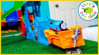 NEW Thomas and Friends Trackmaster! This Playset is Amazing