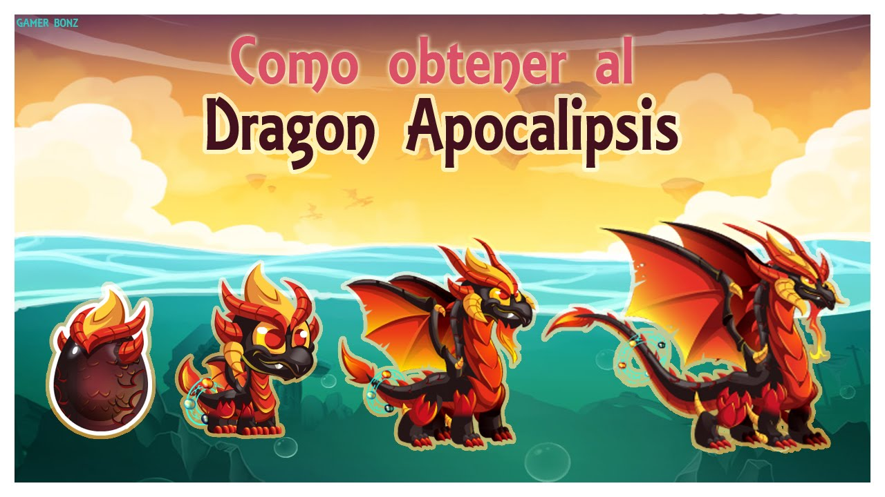 Apocalypse Dragon Dragon City