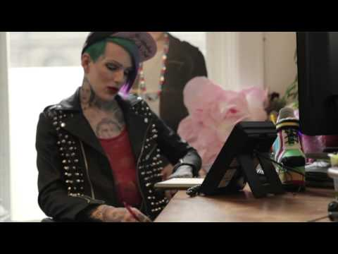 A Day in the Miss KL Office with Jeffree Star
