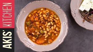 Greek White Bean Soup