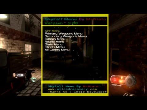 PS3| BO3 Zombies SkyFall Mod Menu! (1.07) +Download [SPRX]
