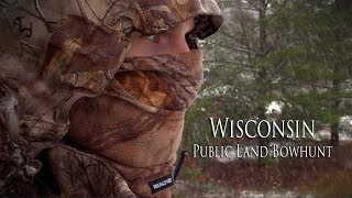 Wisconsin Public Land Whitetail Bow Hunt