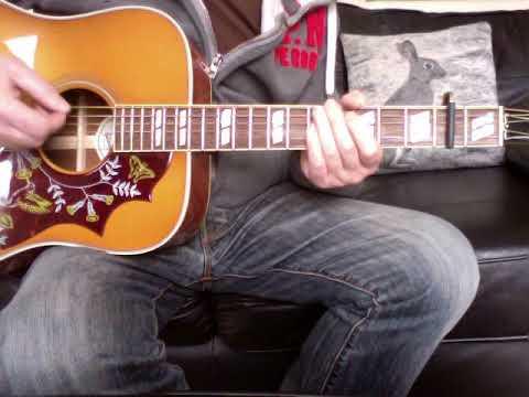 Feeder - High (Acoustic Guitar Lesson)