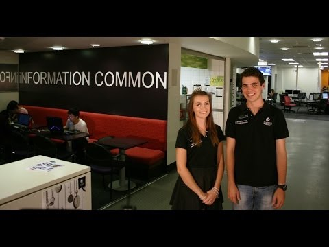 The University Of Newcastle Library  Information Commons